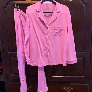 Worn once Victoria's Secret pajama set